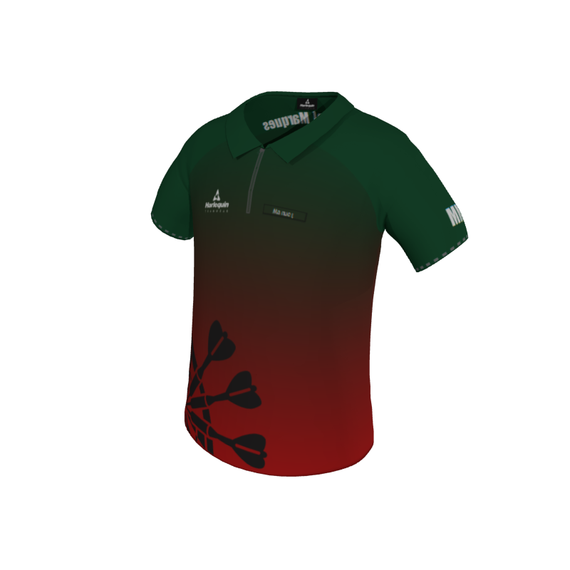 Mens Darts 001 Mens Darts Shirts. (x 1)