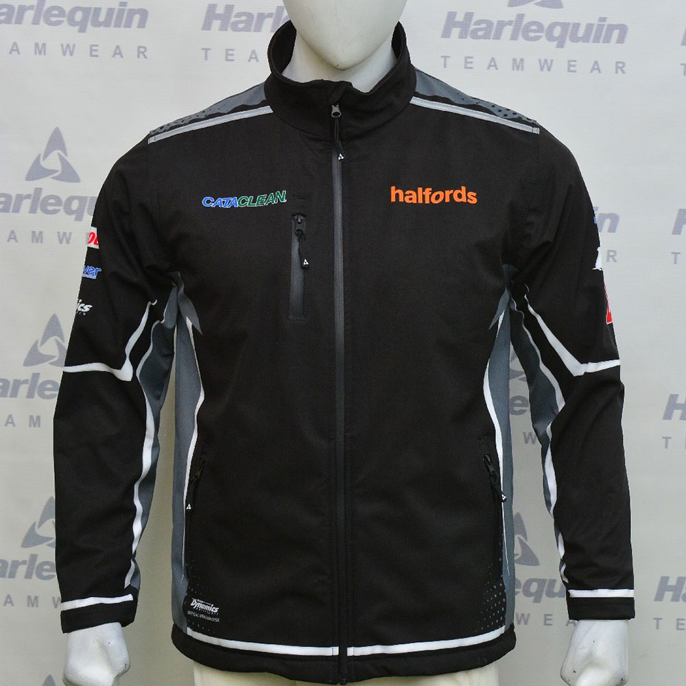 2021 Halfords Cataclean Racing Softshell Jacket