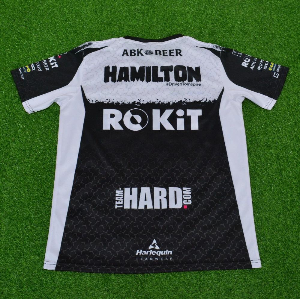Nic Hamilton Motorsport 2021 BTCC T-Shirt