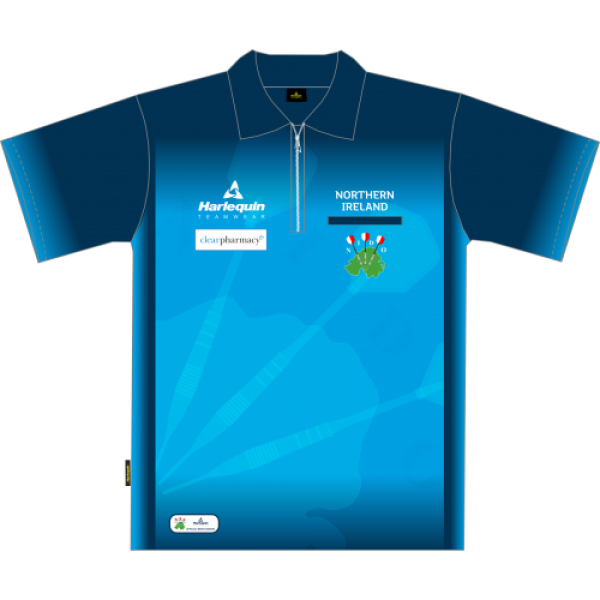 Nothern Ireland 2016 Away Shirt