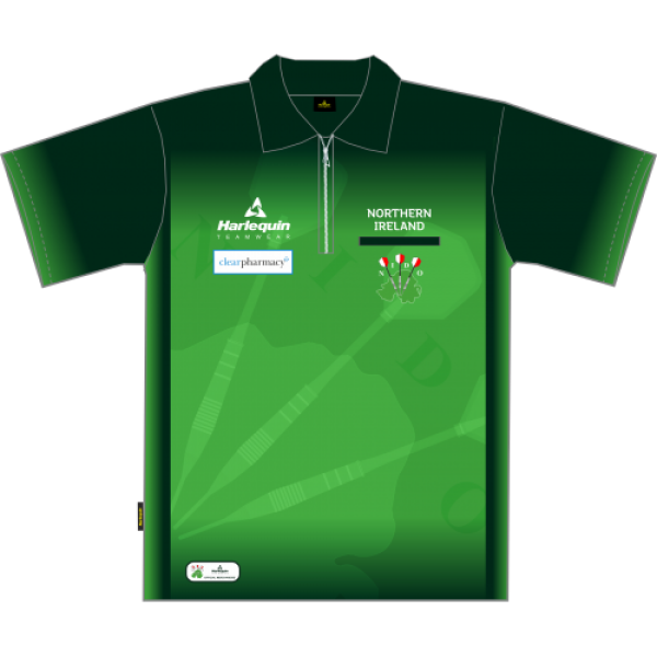 Nothern Ireland 2016 Home Shirt