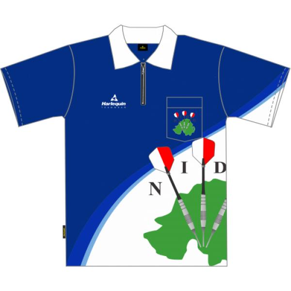 Nothern Ireland 2015 Away Shirt