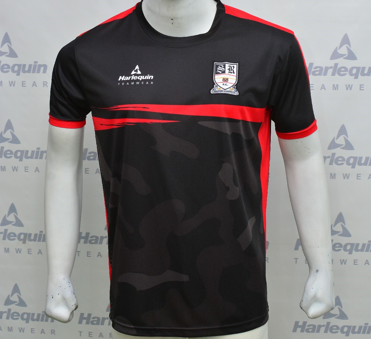 2020 Stafford Rangers Training Shirt (Adult)
