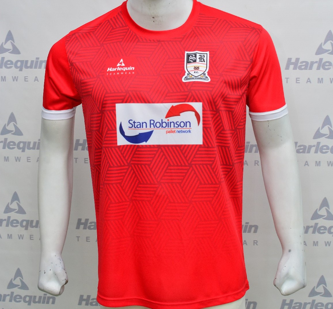 2020 Stafford Rangers Away Shirt (Youth)
