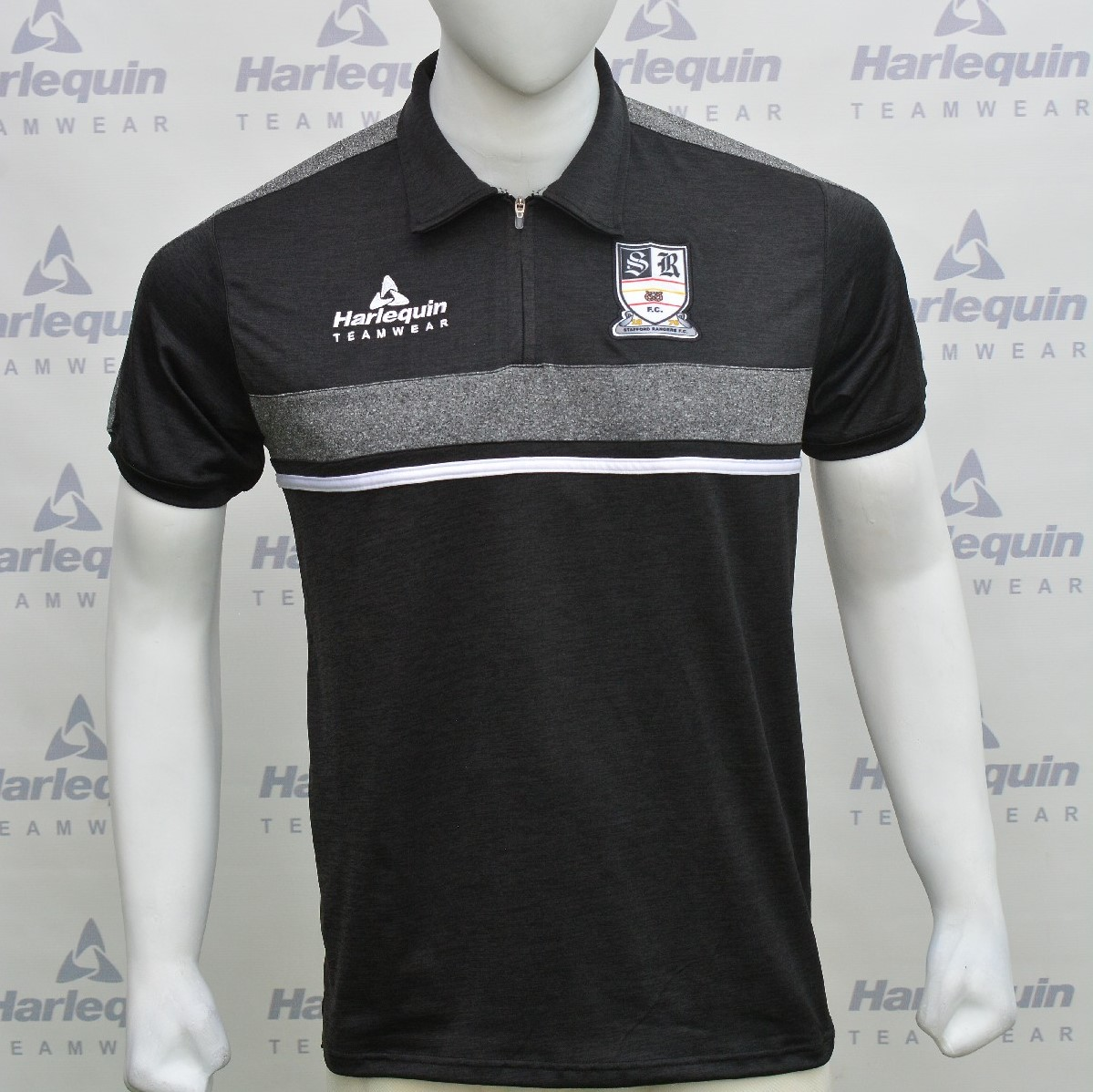 2020 Stafford Rangers Leisure Polo Shirt (Adult)