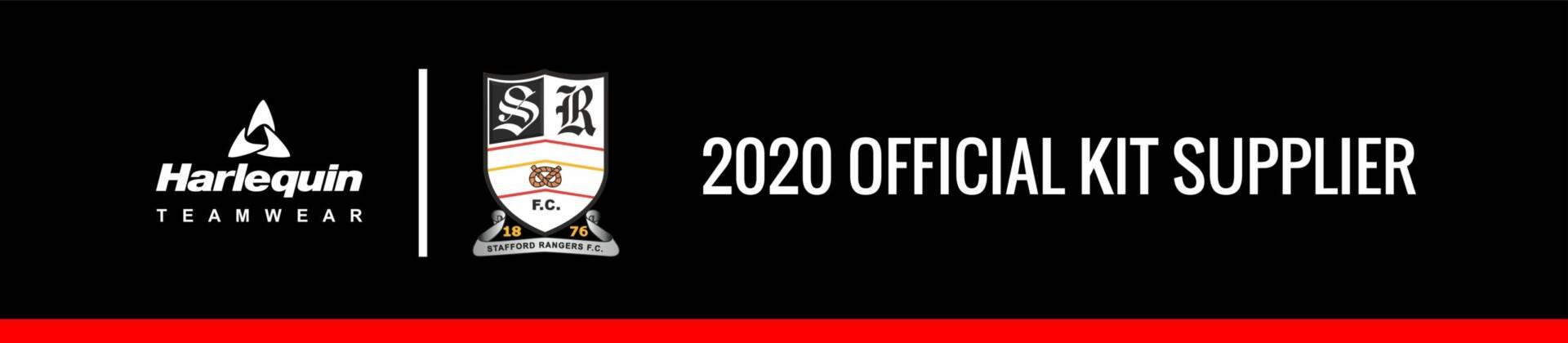 2020 Stafford Rangers Leisure Hoodie