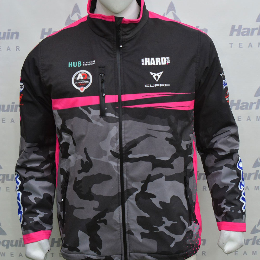 Team HARD 2021 Softshell Jacket