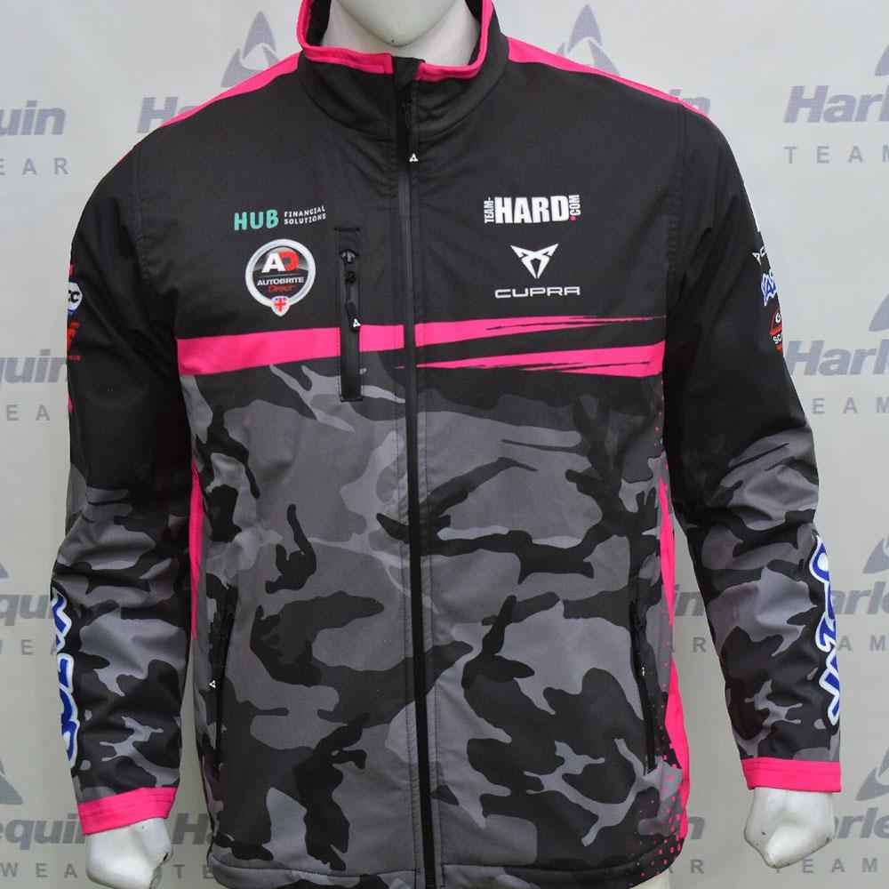 Team HARD 2021 Softshell Jacket