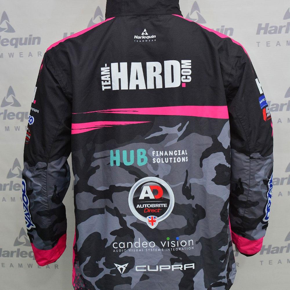 Team HARD 2021 Waterproof Jacket