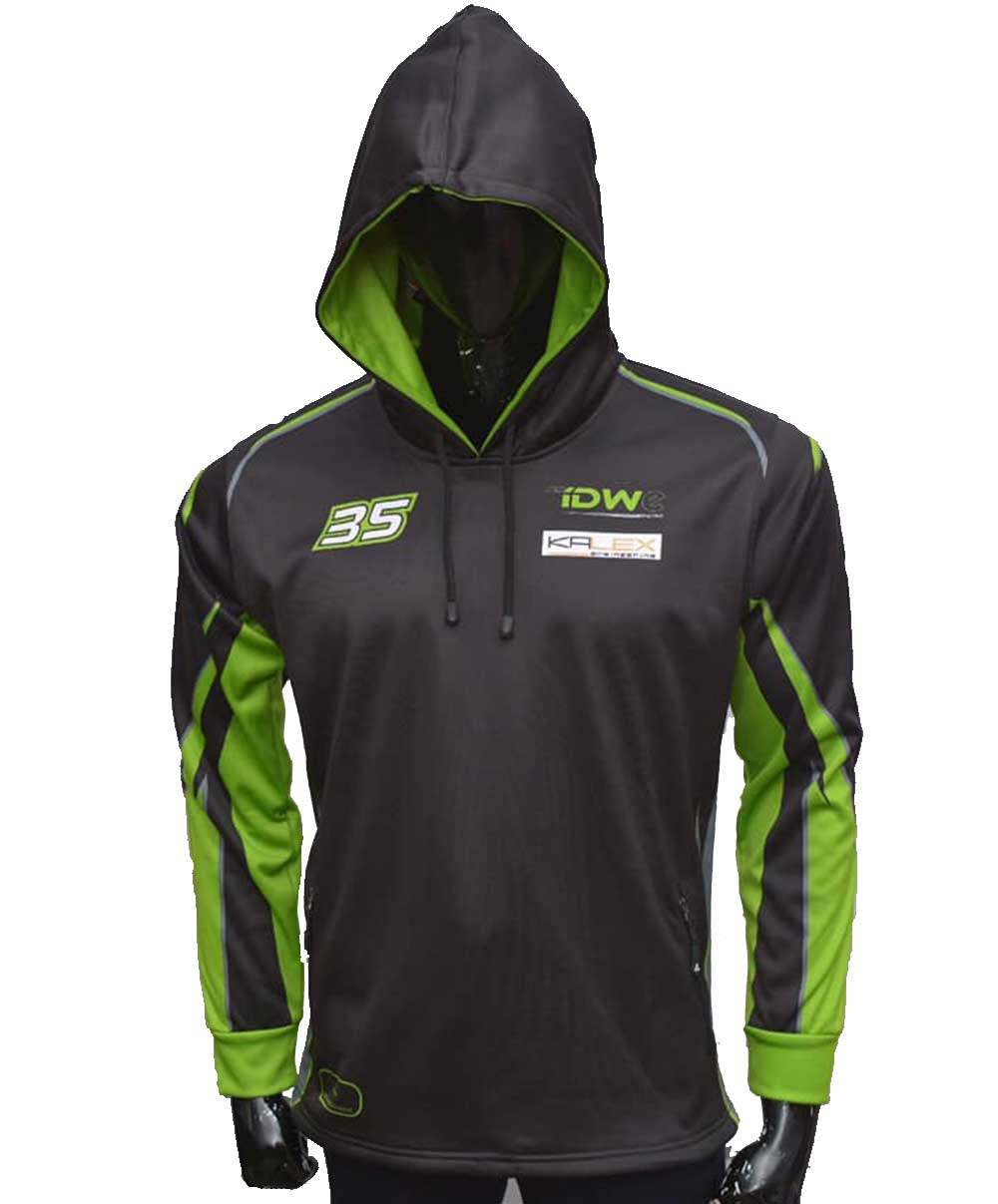 Sublimated Hoodies