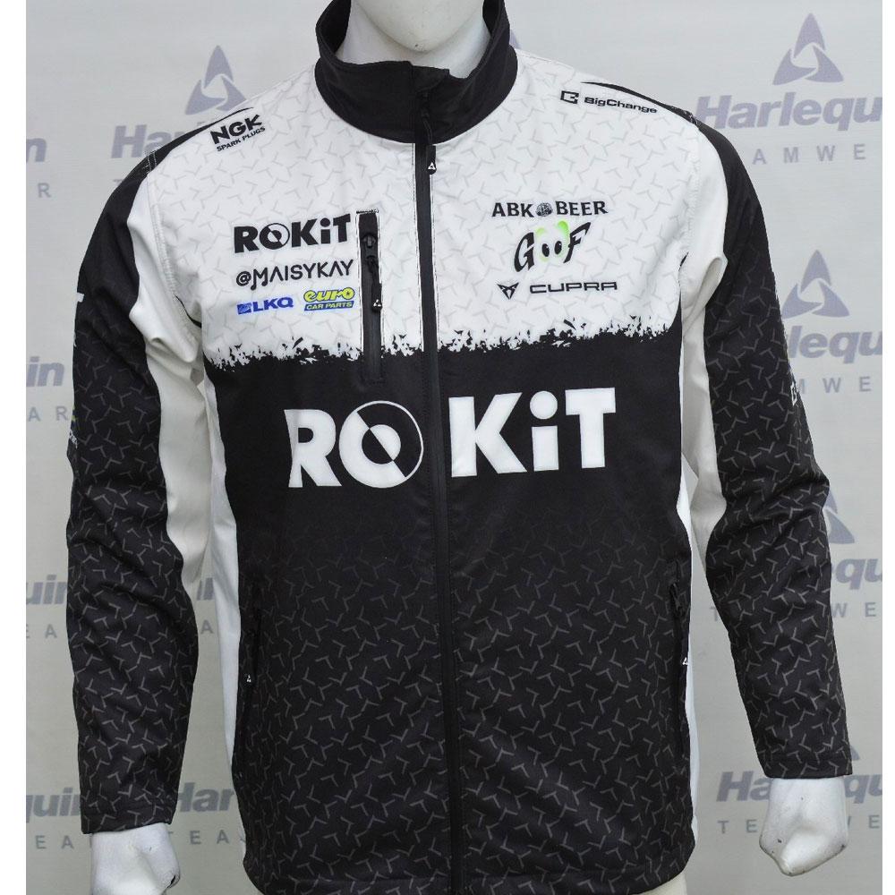 Nic Hamilton 2021 Softshell Jacket