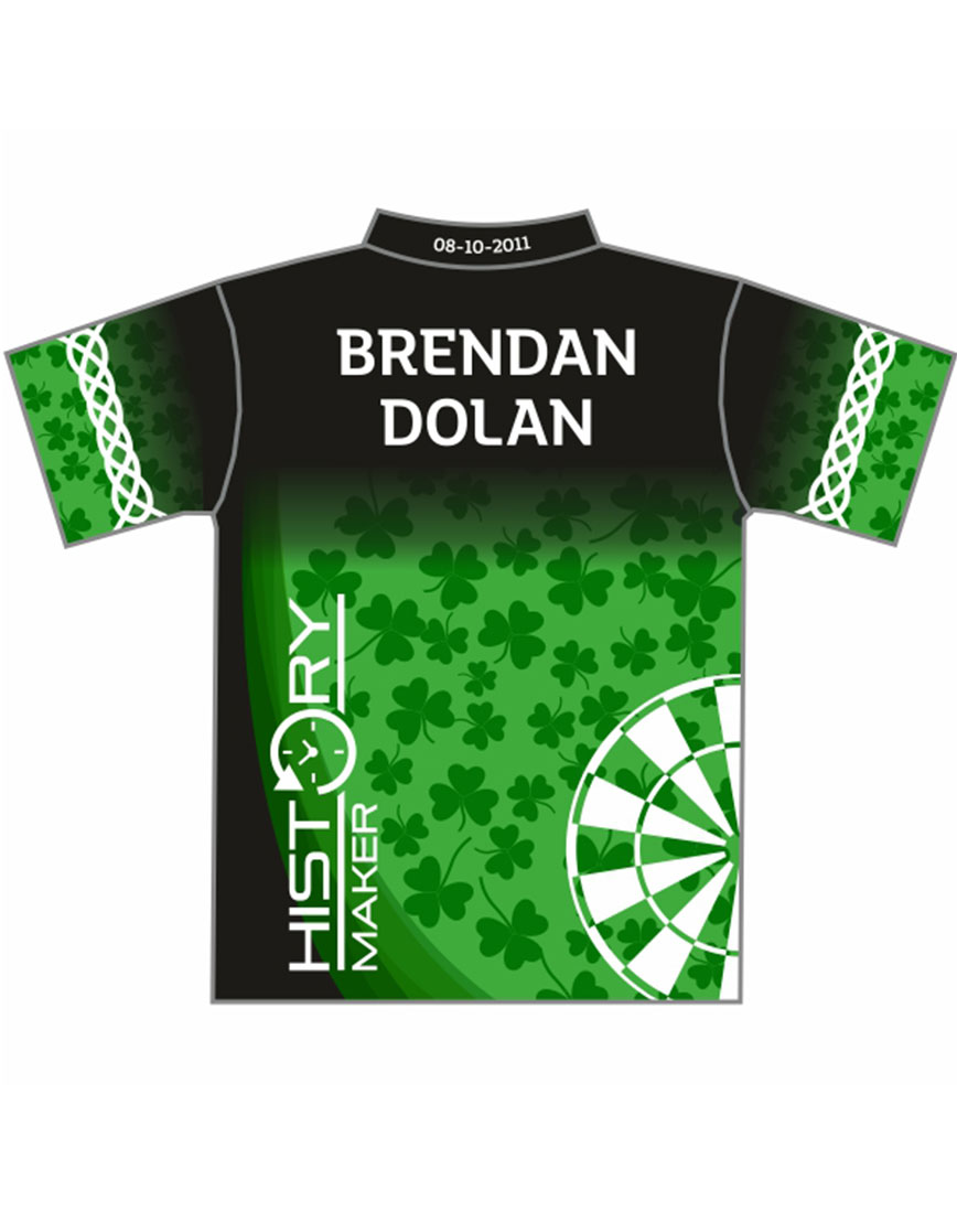Custom Mens Darts Shirts
