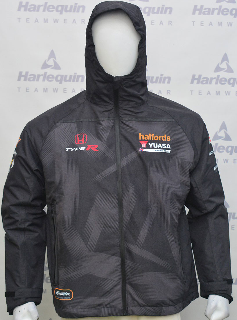 Sublimated Waterproof Jackets