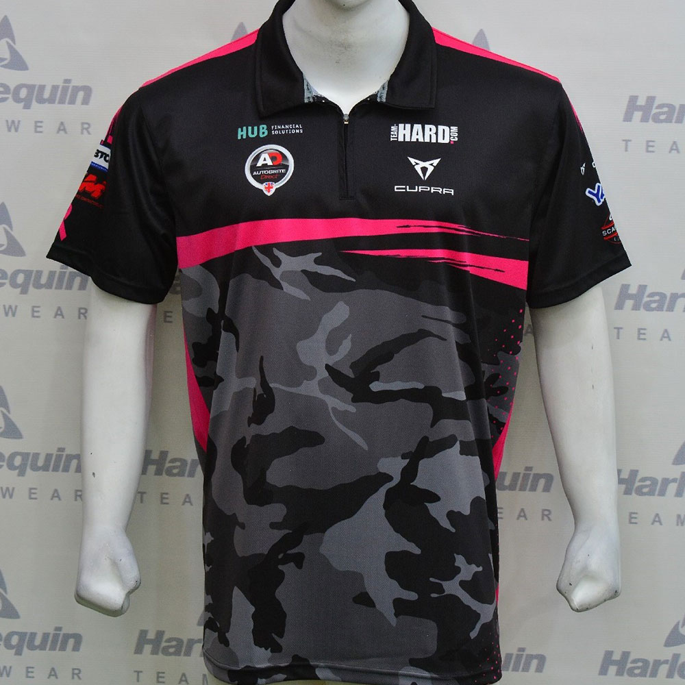 Team HARD 2021 Polo Shirt