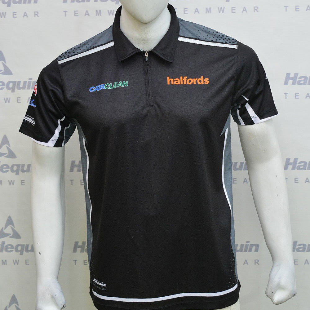 Halfords Cataclean Racing 2021 Polo Shirt