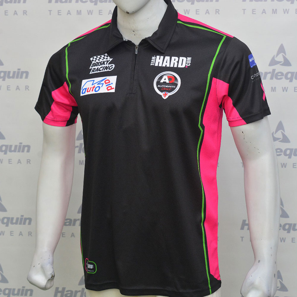 Sublimated Polo Shirts