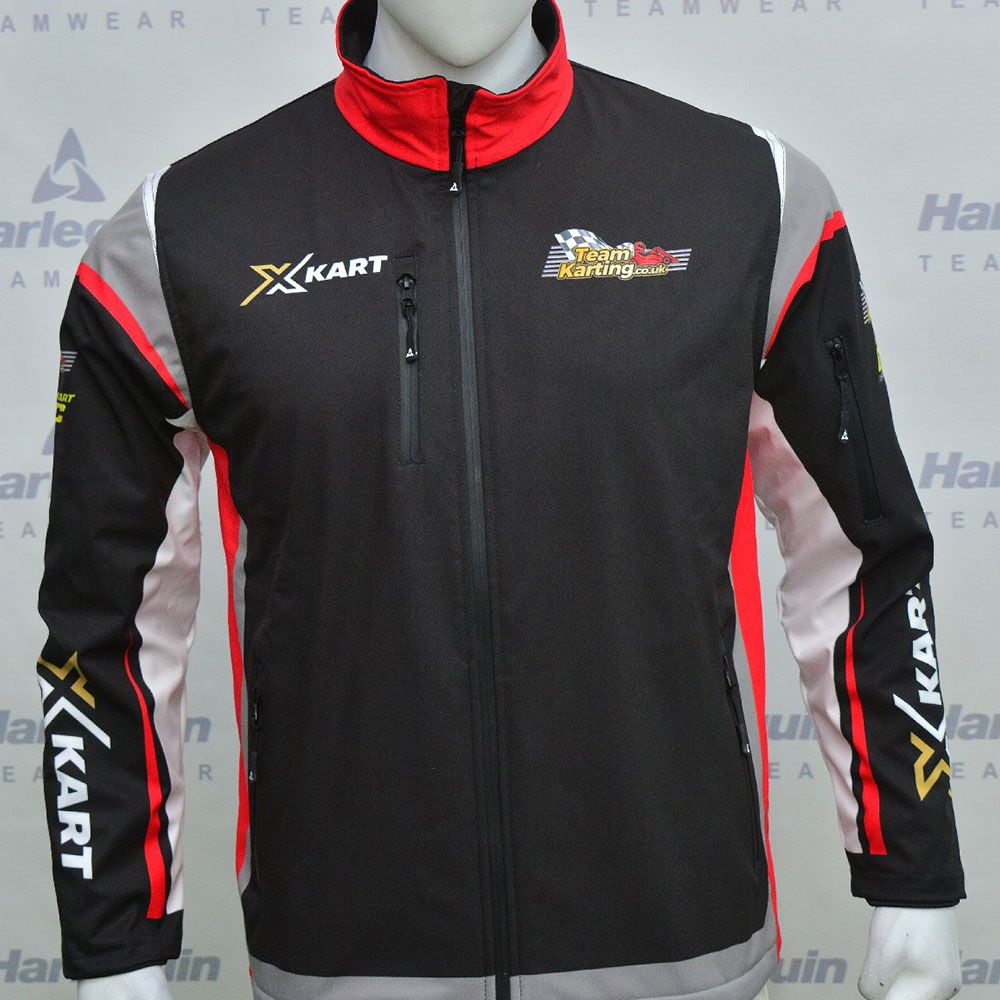 XKart SoftShell Jacket