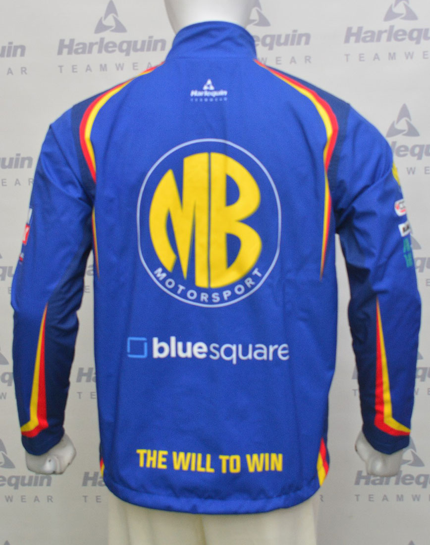 Sublimated Softshell Jackets