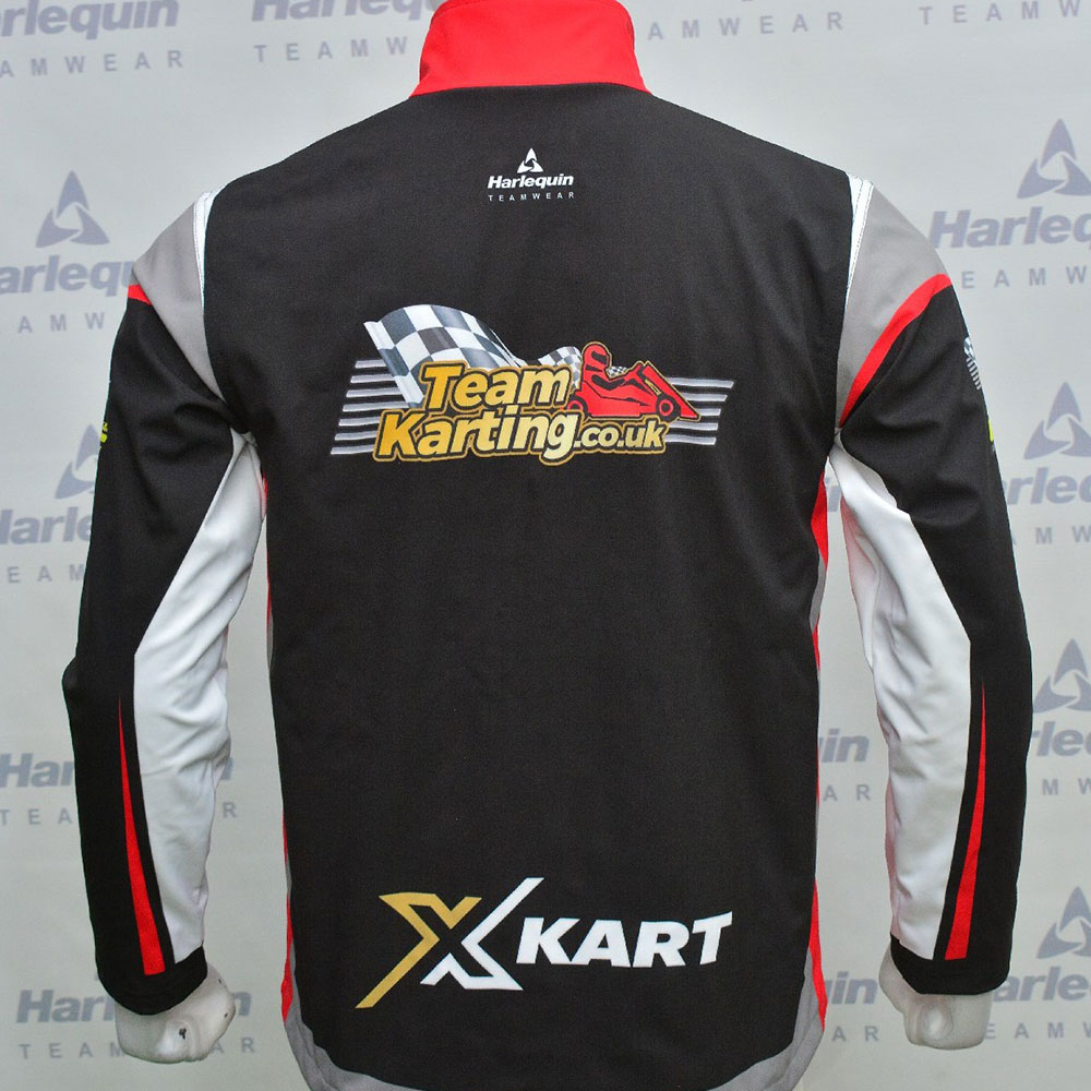 XKart SoftShell Jacket