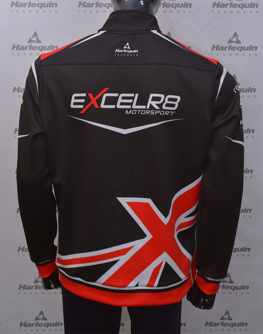 Sublimated Track Tops